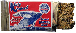 Sesame Kelp Krunch Bars