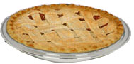 Stainless Steel Pie Pan 25% Off