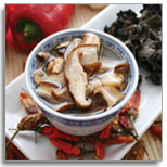 Shiitake Culinary Mushrooms